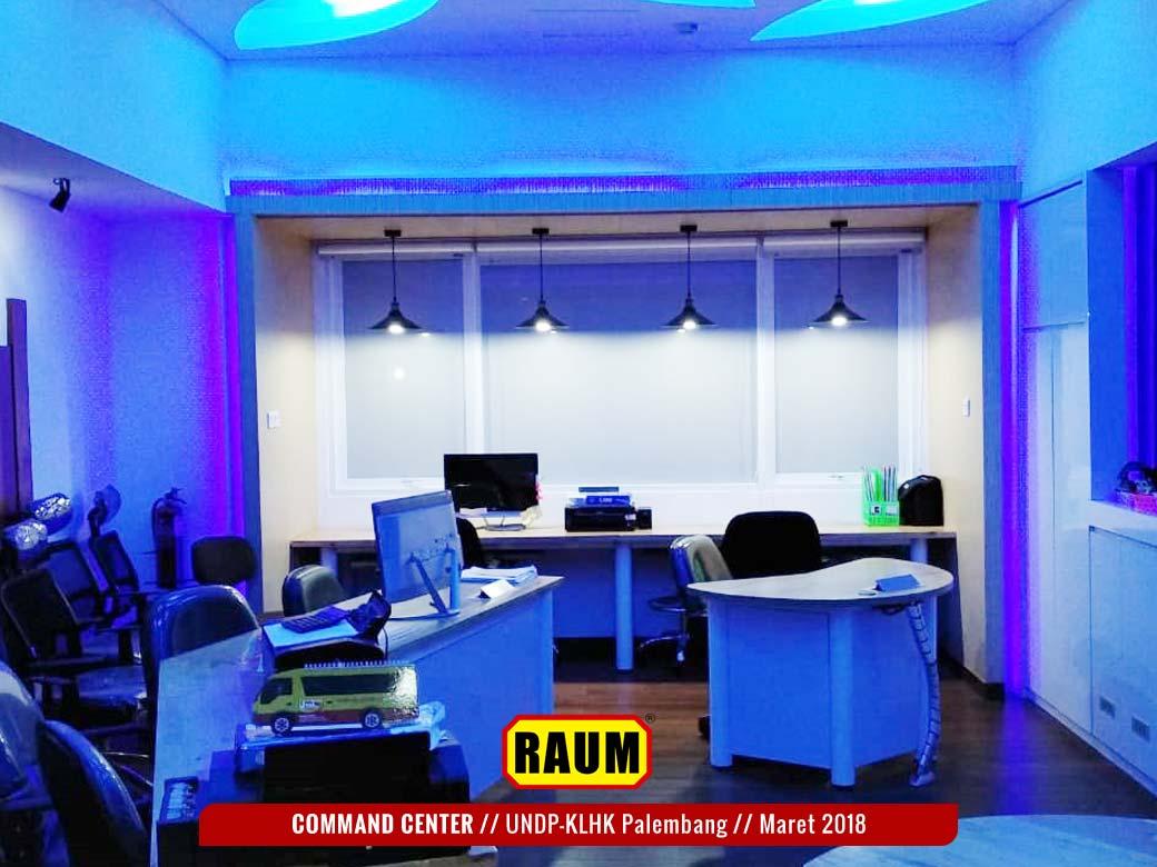 01 Command Center UNDP - KLHK - interior asri