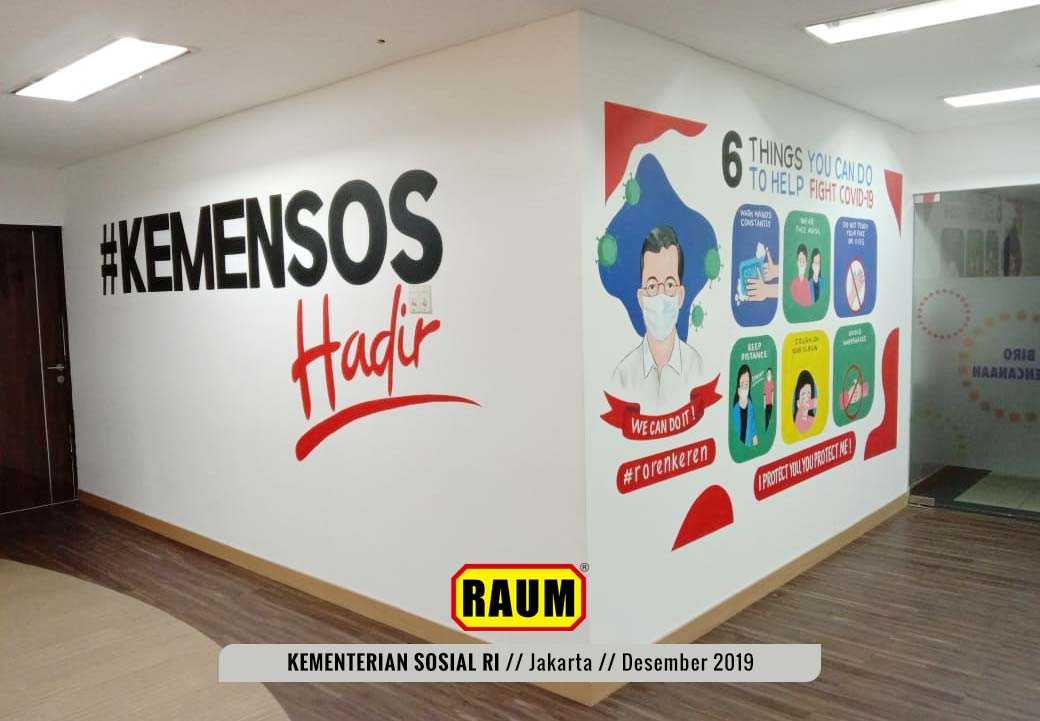 01 Kementerian Sosial Republik Indonesia Jakarta by Interior Asri - Desember 2019