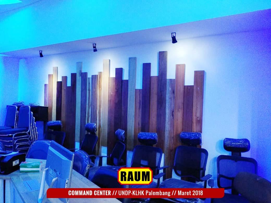 02 Command Center UNDP - KLHK - interior asri