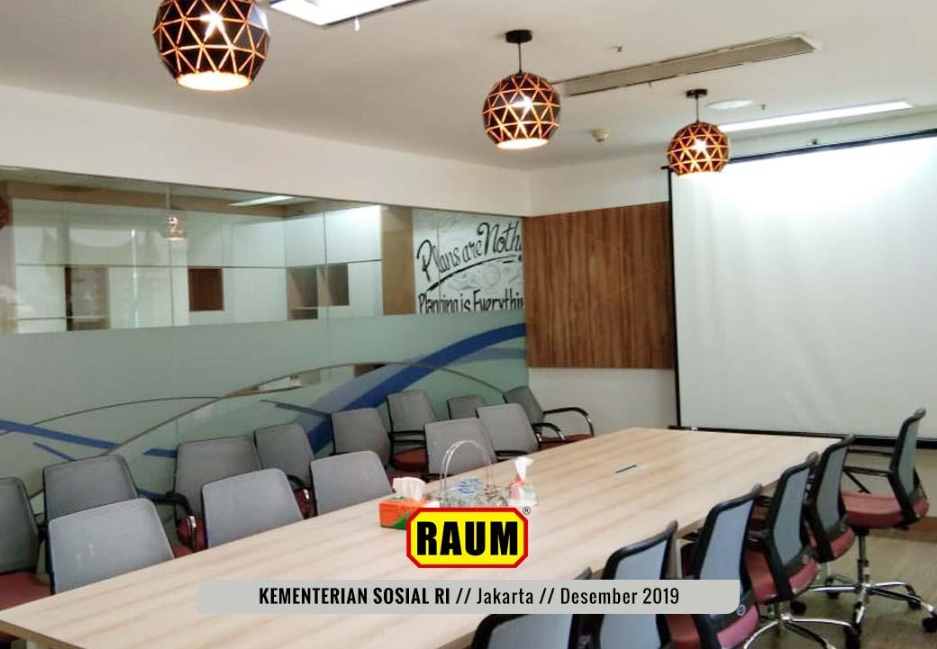 02 Kementerian Sosial Republik Indonesia Jakarta by Interior Asri - Desember 2019
