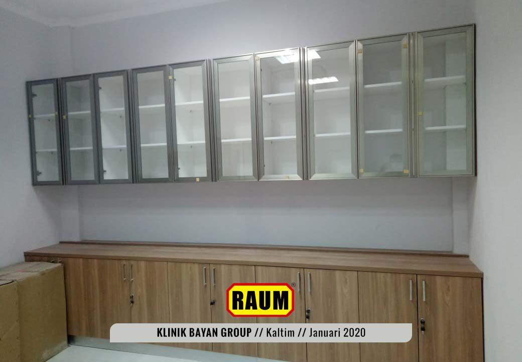 07 Klinik PT. Fajar Sakti Prima - Bayan Group Tabang - KalTim Januari 2020 Interior Asri