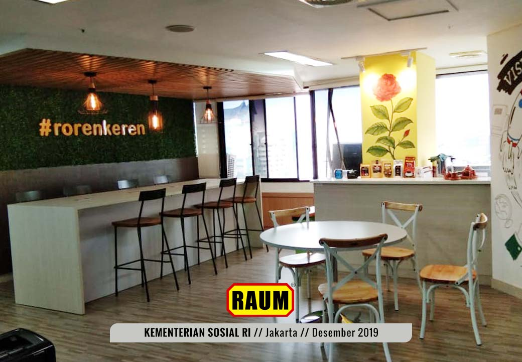 08 Kementerian Sosial Republik Indonesia Jakarta by Interior Asri - Desember 2019