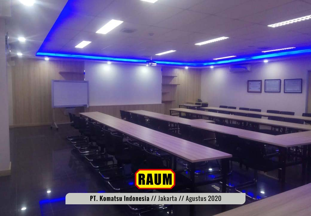 5 PT Komatsu Indonesia - Agustus 2020 - Interior Asri