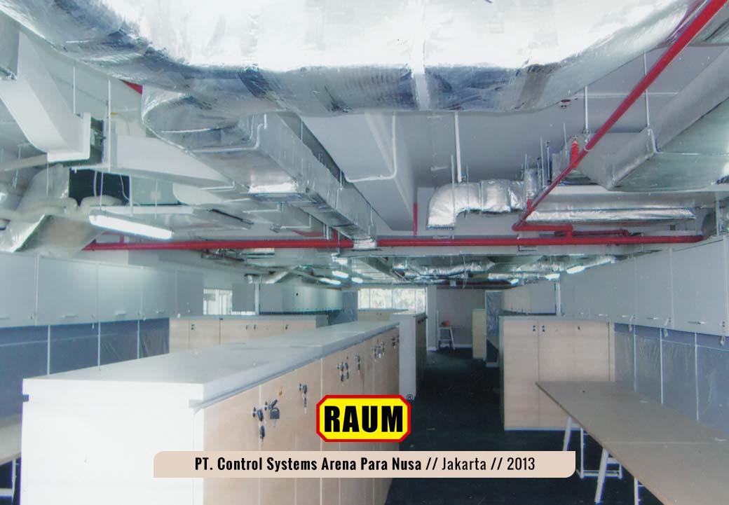 01 PT. Control Systems Arena Para Nusa - interior asri by raum
