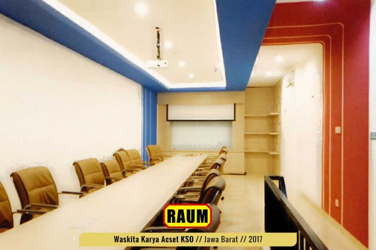 01 Waskita Karya Acset KSO - interior asri by raum