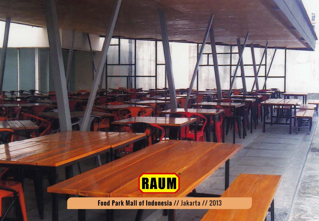 01 food park mall of indonesia moi - interior asri by raum