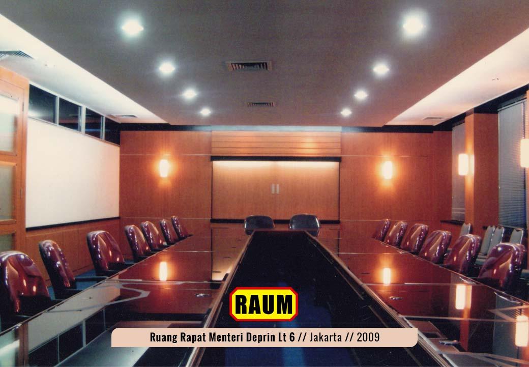 01 ruang rapat kementerian perindustrian by interior asri RAUM
