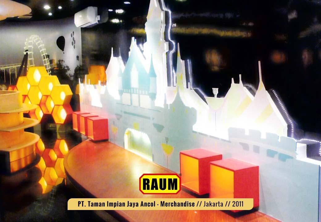 02 PT. Taman Impian Jaya Ancol, Merchandise Shop Induk Dufan - interior asri by raum