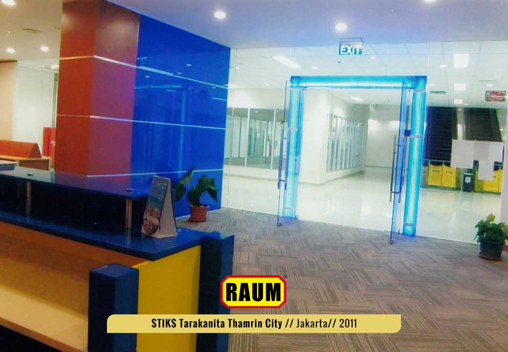 02 STIKS Tarakanita kampus thamrin city - interior asri by raum