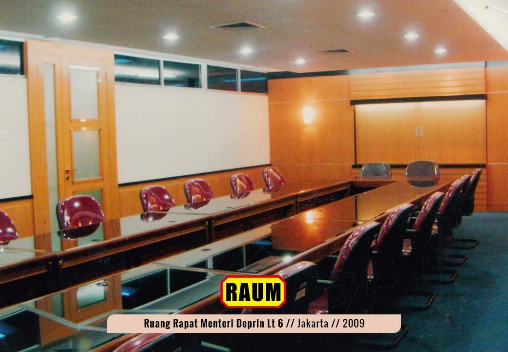 02 ruang rapat kementerian perindustrian by interior asri RAUM