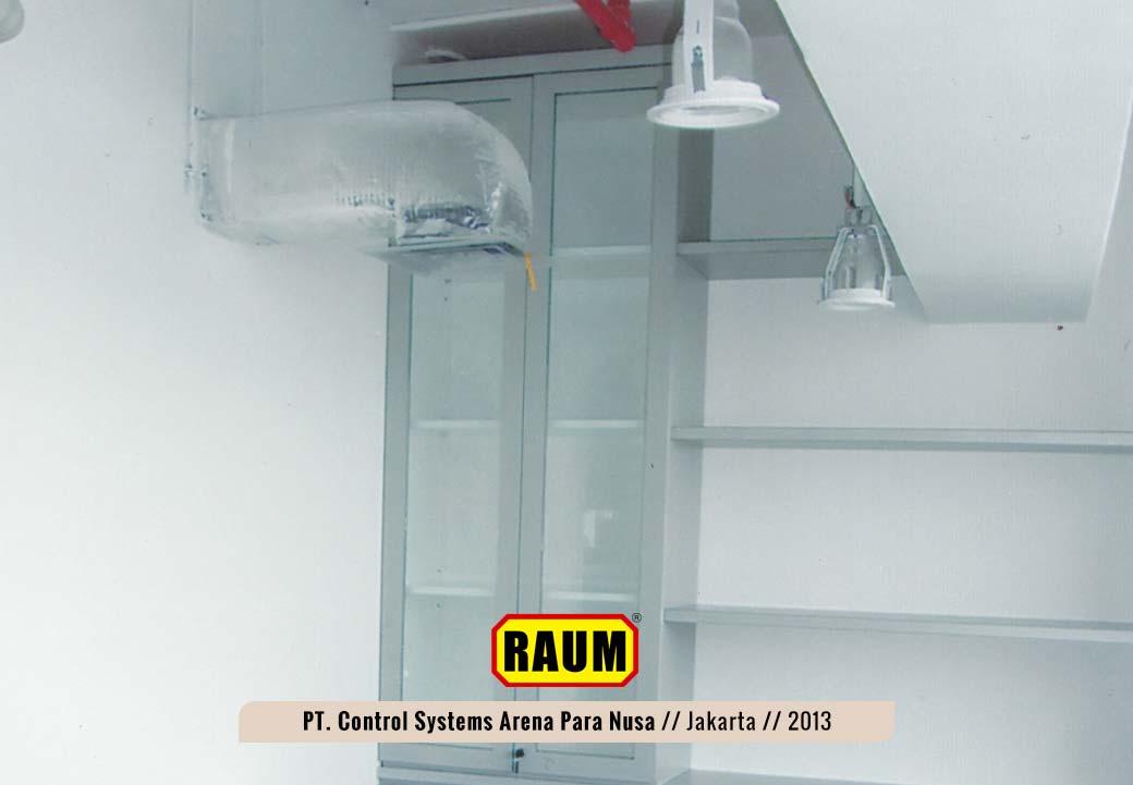 04 PT. Control Systems Arena Para Nusa - interior asri by raum