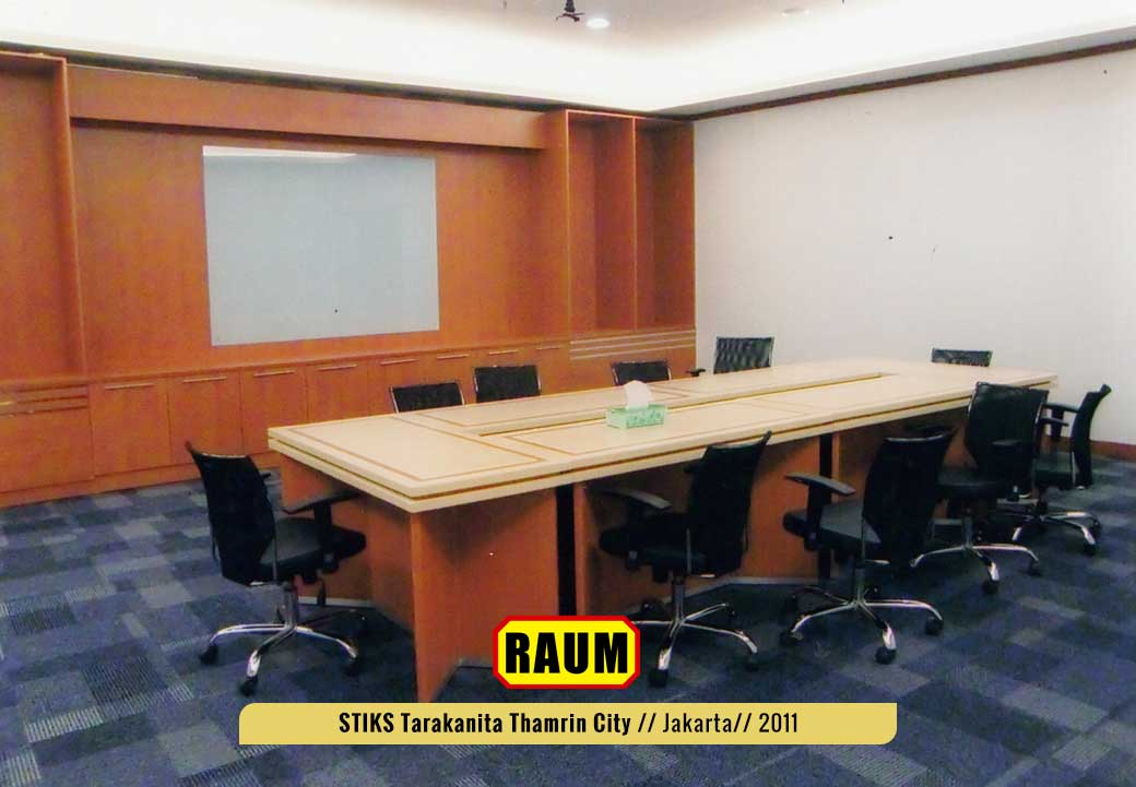 05 STIKS Tarakanita kampus thamrin city - interior asri by raum