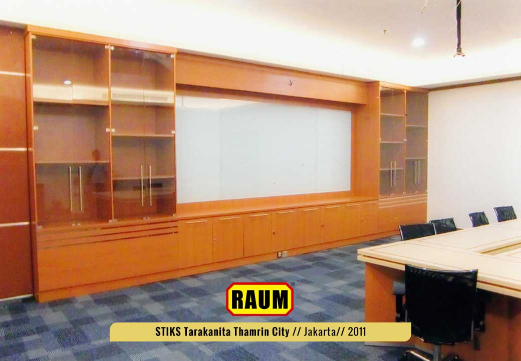 06 STIKS Tarakanita kampus thamrin city - interior asri by raum