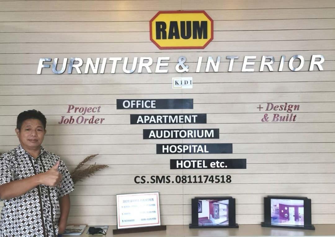 interior asri by PT. RAUM - William Sulaiman Dipl. Ing - kontraktor interior kantor
