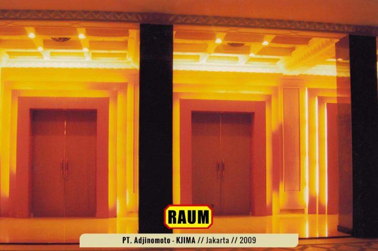 pt ajinomoto kajima - interior asri by RAUM